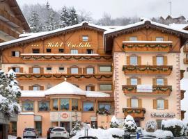 Hotel Cristallo, hotel near Molveno Lake, Andalo