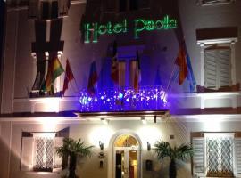 Hotel Paola, hotel in Altopascio