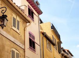 Maison Boa, location de vacances à Marseille