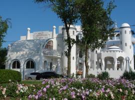 Villa Casablanca, готель у Затоці