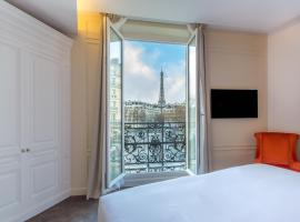 Hôtel La Comtesse, hotel in Paris