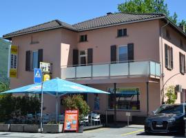 Osteria Centrale, Hotel in der Nähe von: Bahnhof Bellinzona, Cadenazzo