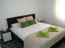 El HECHIZO, hotel near Real de la Feria, Seville