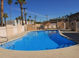 Stone Inn Extended Stay U of A, motel in Tucson