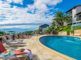 Hotel Ilha Branca Inn, отель в Бузиусе