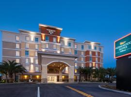 Homewood Suites by Hilton Cape Canaveral-Cocoa Beach, Hilton hotel in Cape Canaveral