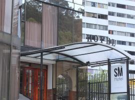 Hotel Santa Monica, hotel cerca de Museo Nacional, Bogotá