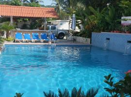 Hotel Maricarmen, hotel in Manzanillo