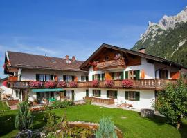 St-Christoph, spa hotel in Mittenwald