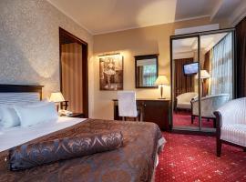 Стела Отель, отель в Ставрополе