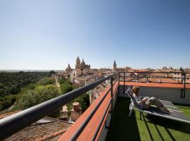 Hotel Real Segovia, hotel en Segovia