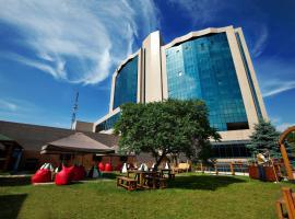 InterContinental Almaty, hotel near Kazakhstan Independence Monument, Almaty