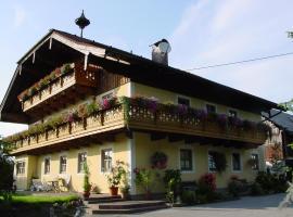 Gästehaus Steinerhof, Bed & Breakfast in Salzburg