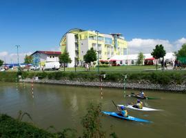 Hotel and Park Divoká Voda, hotel near Danubiana Meulensteen Art Museum, Bratislava