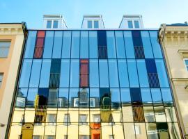 Hellstens Glashus, hotell i Stockholm