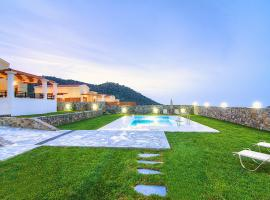 Real Dream Villas, magnificent views!, hotel with pools in Balíon