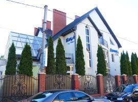 Отель Лаптау, отель в Зеленоградске