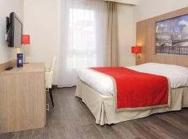 Residhome Paris-Guyancourt, hotel in Guyancourt