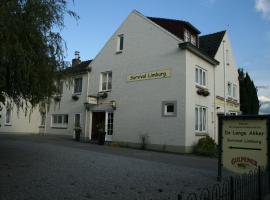 Hotel De Lange Akker, hotel near Maastricht Randwyck Station, Berg en Terblijt