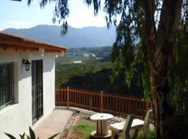 Cabañas Del Sol, hotel en Las Compuertas