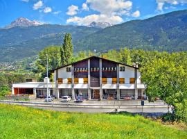 Hotel Sarre, hotel ad Aosta