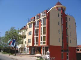 Hotel Deva, отель в Сандански