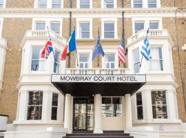 Mowbray Court Hotel, hotel in London
