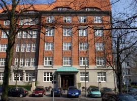 Hotel Bellmoor im Dammtorpalais, hotel near Am Rothenbaum, Hamburg