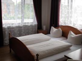 Hotel-Restaurant Cafe Caro, Hotel in Carolinensiel