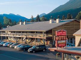 Antler Inn, motel in Jackson