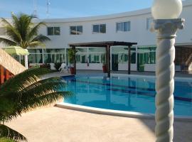 Mandakaru Residence Flats da Jô, hotel with jacuzzis in Porto De Galinhas