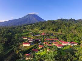Arenal Volcano Inn, hotel cerca de Sky Adventures Arenal, Fortuna