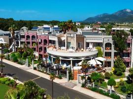 Ilio Mare Hotel, resort in Prinos