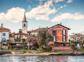 Albergo Verbano, boutique hotel in Stresa