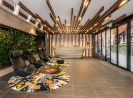 Kennigo Hotel Brisbane, hotell Brisbane'is
