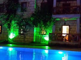 Borabora Apart Hotel, hotel near Muslim Shrine Lotzias, Bitez