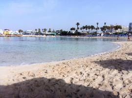 Christopher's Sandy Beach Suites, apartment in Ayia Napa