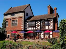Albright Hussey Manor Hotel, hotel near Shrewsbury College of Arts and Technology, Shrewsbury