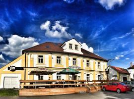 Hotel Pod Kokšínem, hotel in Spálené Poříčí