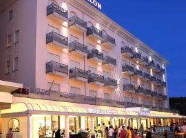 Hotel Pillon, hotel v Bibione
