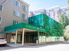 Hotel Green Line Samara, Hotel in der Nähe von: Samara-Arena, Samara