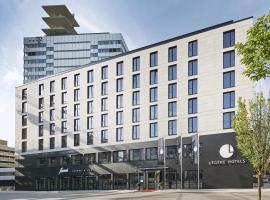 LÉGÈRE HOTEL Bielefeld, hotel near Stadttheater Bielefeld, Bielefeld