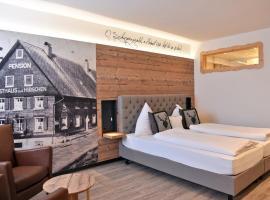 Hotel Hirschen, hotel in Schluchsee