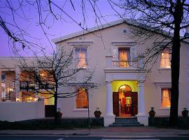 Eendracht Hotel, hotel in Stellenbosch