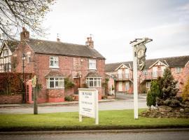 The Plough Inn & Restaurant, hotel in Congleton