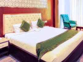 Treebo Tryst SC Residency, accessible hotel in Chandīgarh