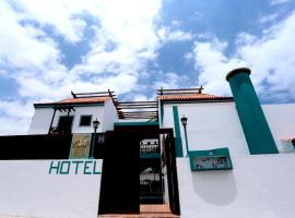 La Casita di Fuerte, boutique hotel in Caleta De Fuste