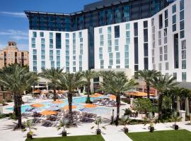 Hilton West Palm Beach, hotel near Palm Beach International Airport - PBI,