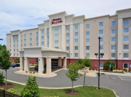 Hampton Inn & Suites Durham North I-85, hotel in Durham