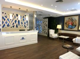 Hotel Boutique Atrio, hotel cerca de Aeropuerto de Valladolid - VLL, Valladolid
